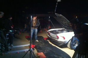 location ford mustang cinema